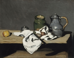 Still Life with an Open Drawer 1867 - 1869