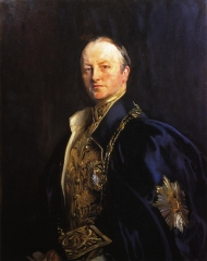 George Curzon, 1st Marquess Curzon of Kedleston, 1914