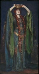 Ellen Terry as Lady Macbeth, 1889