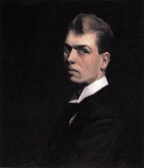 Edward Hopper, Self-Portrait, 1906