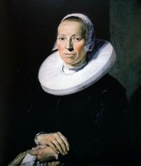 Portrait of a Woman, 1644
