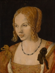 Portrait of a Young Venetian Woman, 1505