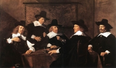 Regents of the St Elizabeth Hospital of Haarlem, 1641