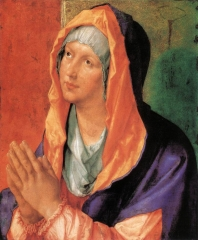 Mary Praying, 1518