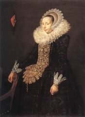 Catharina Both van der Eem, bride of Paulus Beresteyn, 1629
