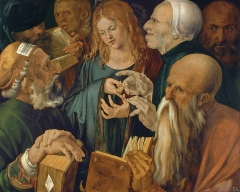 Christ among the Doctors (1506)