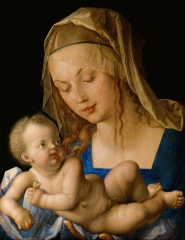 Madonna of the Pear, 1512