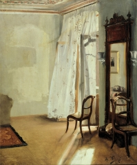 Balcony Room, 1845