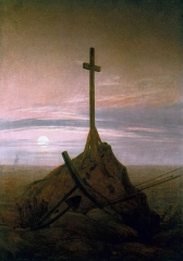 The Cross Beside The Baltic (1815)