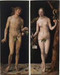 Adam and Eve (1507)