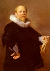 Portrait Of A Man, 1630