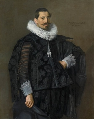 Portrait of Jacob Pietersz Olycan (1596-1638)