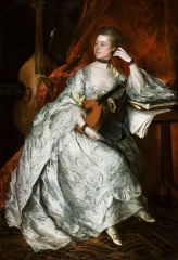 Ann Ford (later Mrs. Philip Thicknesse), 1760