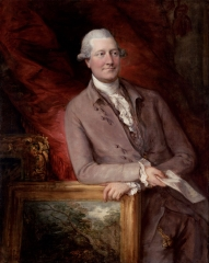 Portrait of James Christie (1778)