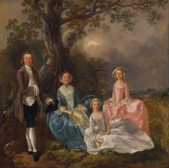 The Gravenor Family (1775)