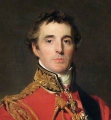 The Duke of Wellington in 1814