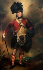 Francis Humberstone MacKenzie of the 78th Highlanders
