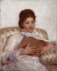 The Reader (1877)