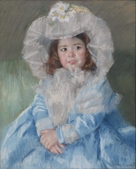 Margot in Blue (1903)