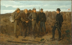 Prisoners from the front, 1866