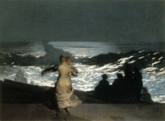 Summer Night, 1890