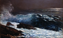 Sunlight on the Coast, 1890