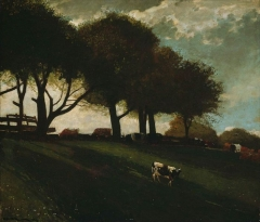 Twilight at Leeds, 1876