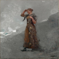 The Fisher Girl, 1894