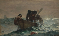 The Herring Net, 1885