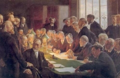 Committee for the French Art Exhibition in Copenhagen 1888, 1888