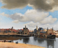 View of Delft (1660–61)