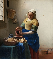 The Milkmaid (c. 1658)