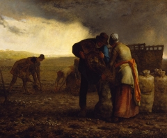 The Potato Harvest (1855)