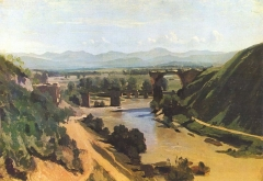 The Bridge at Narni, 1826