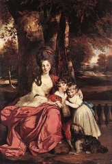 Lady Elizabeth Delmé and Her Children, 1779