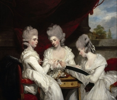The Ladies Waldegrave (1780)
