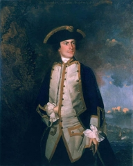 Commodore the Honourable August Keppel,  1749