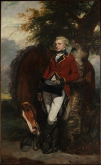 Captain George K. H. Coussmaker, 1782