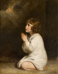 The Infant Samuel, 1776