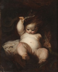 The Infant Hercules, ca. 1785-89