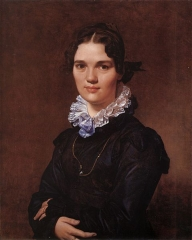 Mademoiselle Jeanne-Suzanne-Catherine Gonin, 1821
