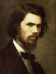 Self portrait, 1867