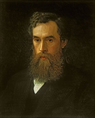 Portrait of Pavel Tretyakov (1832–1898)
