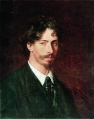 Self-portrait, 1878