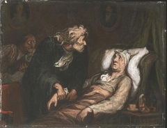 The Imaginary Invalid (before 1879)