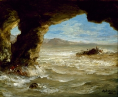 Shipwreck on the Coast, 1862