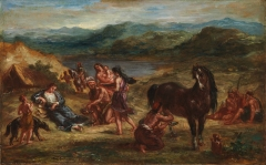 Ovid among the Scythians,