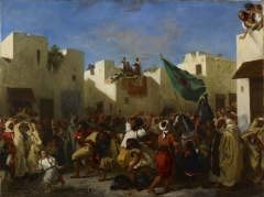 Fanatics of Tangier, 1838
