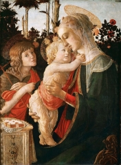Madonna and Child with St. John the Baptist, c. 1470–1475