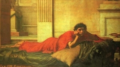 The Remorse of the Emperor Nero after the Murder of his Mother